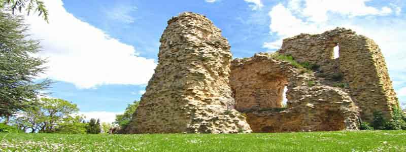 Parque del Castillo de Soria