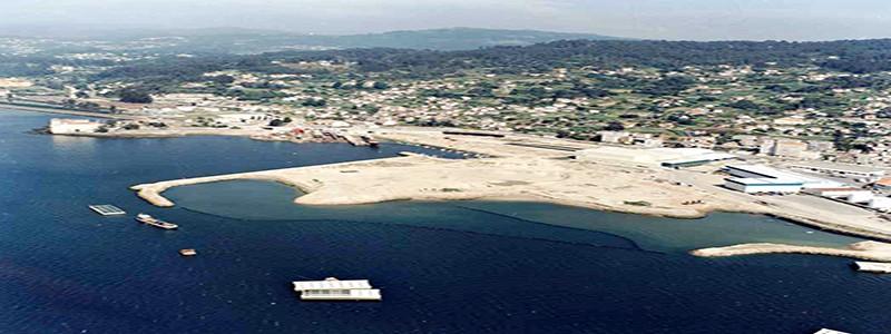 Playa Fontaíña de Pontevedra