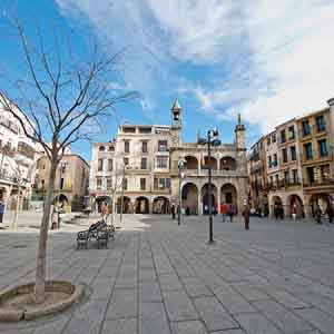 Plaza Mayor de Plasencia