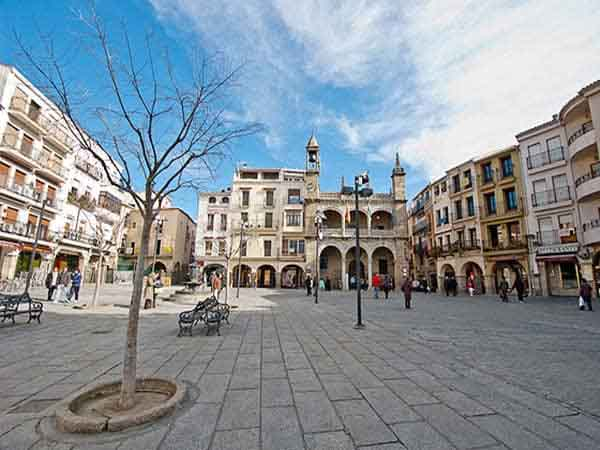 Plaza Mayor de Plasencia