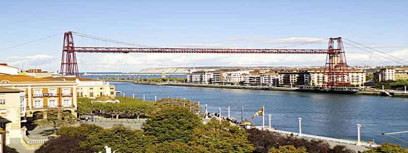 Puente de Vizcaya de Portugalete