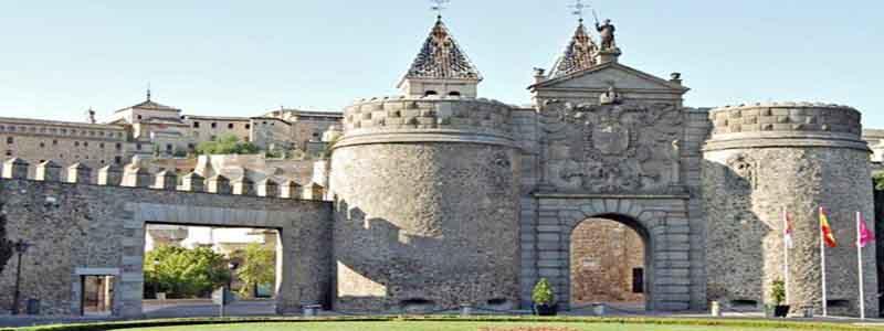 Puerta Nueva de Bisagra de Toledo