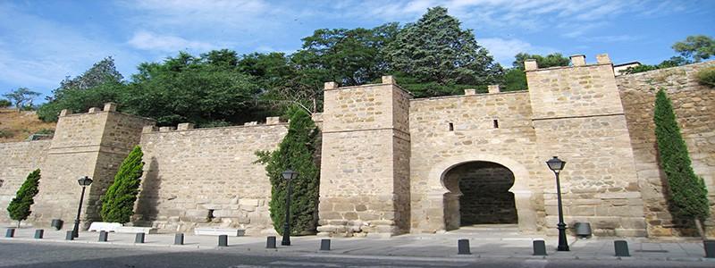 Puerta de Alcántara de Toledo