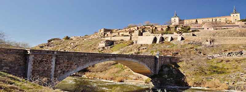 Restos del Acueducto Romano de Toledo