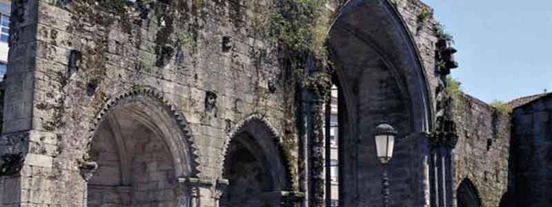 Ruinas de Santo Domingo (Museo de Pontevedra)