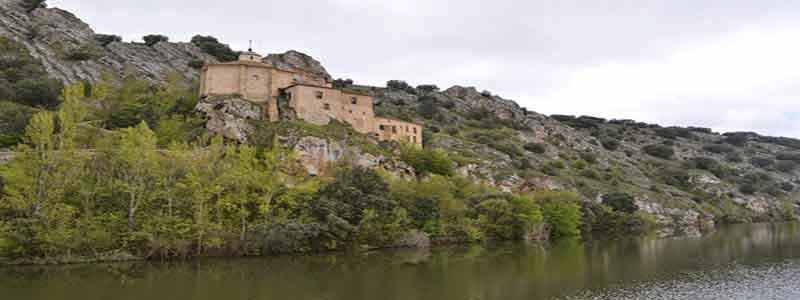 Ermita de San Saturio de Soria -Conocer soria capital - Ilutravel.com