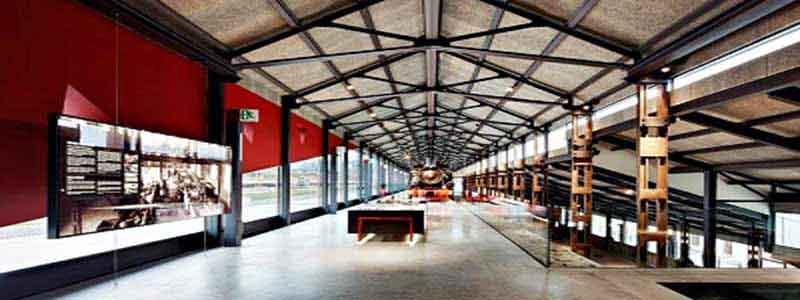 Museo de la Energia de Ponferrada