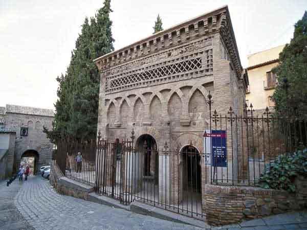 Sinagoga Santa María la Blanca de Toledo - Ilutravel.com