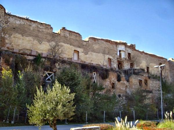 2. Conventos de las Carmelitas de San José y La Piedad