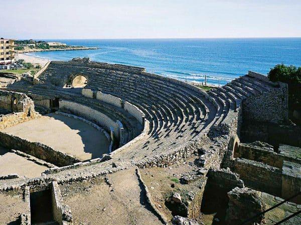 Anfiteatro Romano de Tarragona - Que ver en Tarragona en un día - Ilutravel.com