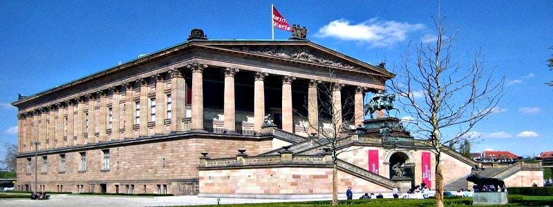 Antigua Galería Nacional de Berlin