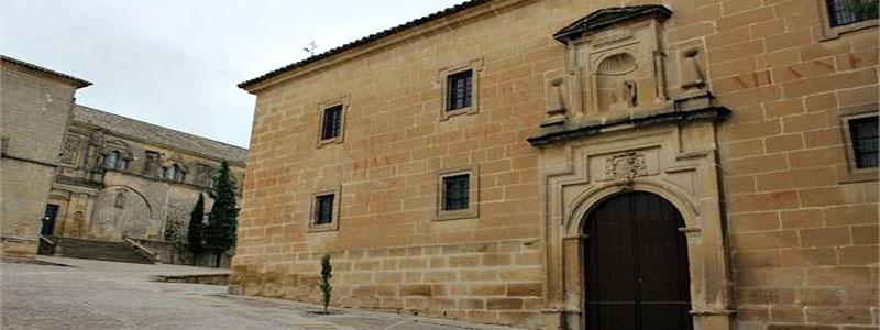 Antiguo Seminario San Felipe Neri de Baeza