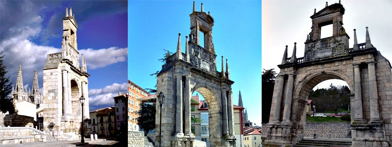 Arco de Fernán González de Burgos