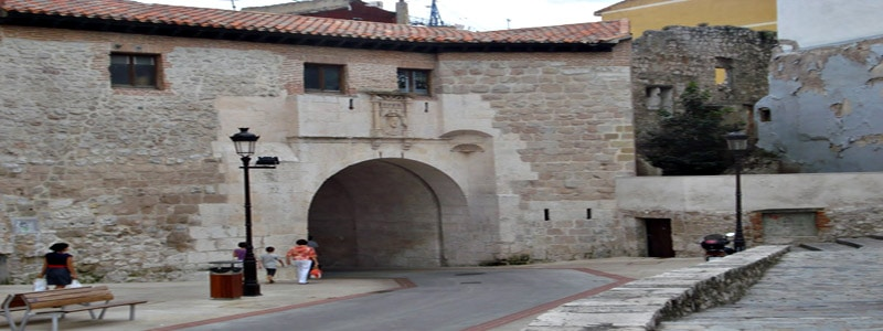 Arco de San Gil de Burgos