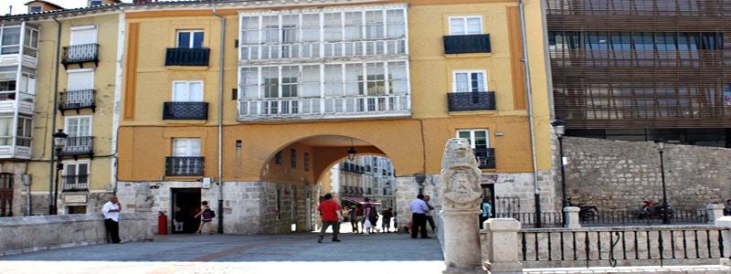 Arco de San Juan de Burgos