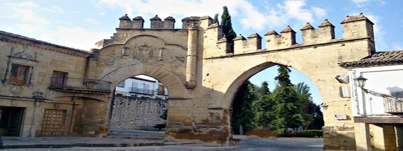 Arco de Villalar de Baeza