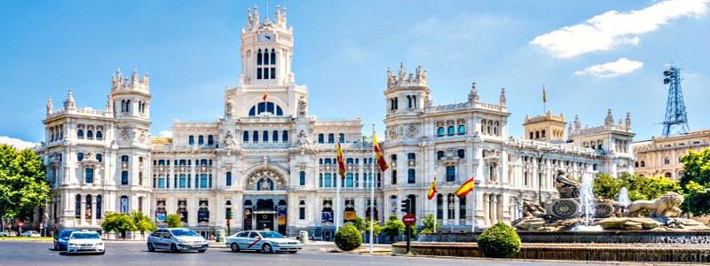 Ayuntamiento de Madrid de Madrid