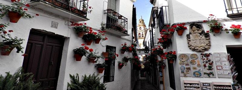 Barrio de la Judería de Córdoba