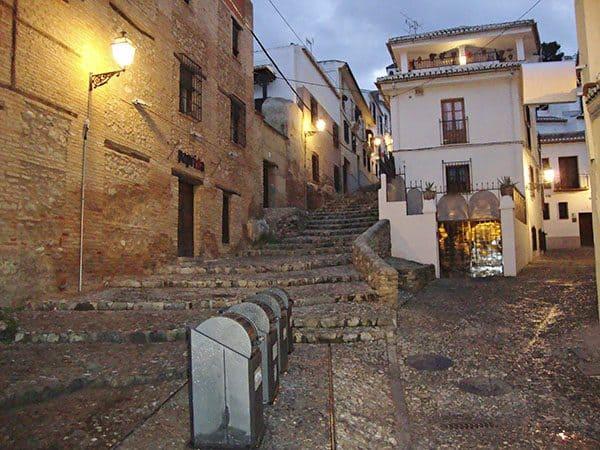 Barrio del Albayzín de Granada - Qué ver en Granada dos días - Ilutravel.com