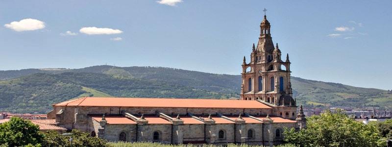 Basílica de Nuestra Señora de Begoña de Bilbao