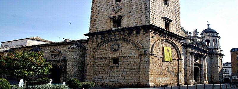 Basílica de San Ildefonso de Jaén