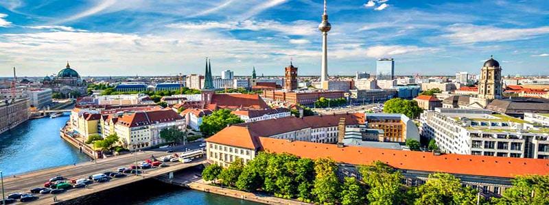 Berlín superior - Que ver en Berlín para 4 días - Ilutravel.com