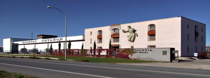 Bodega-Museo Ontañón de Logroño