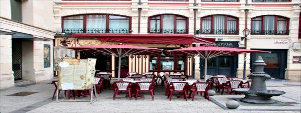 Café Moderno de Logroño