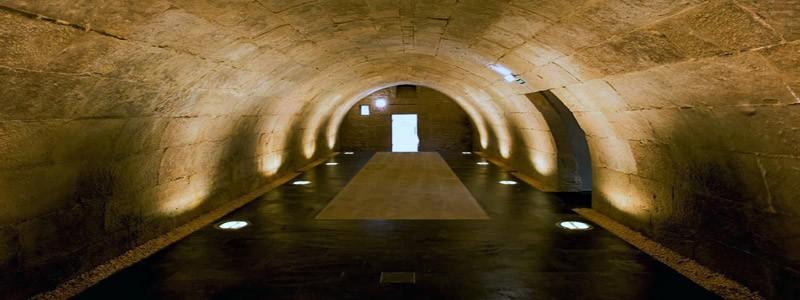 Calados de vino en Ruavieja de Logroño