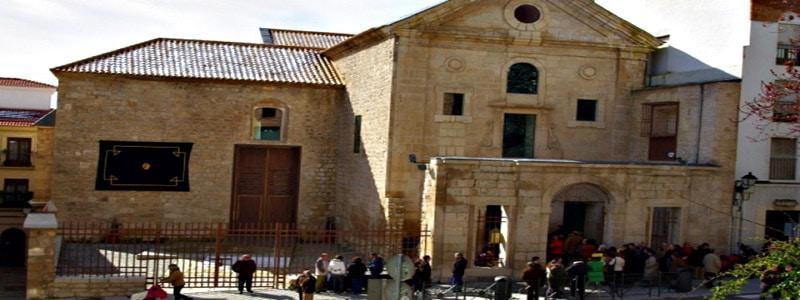 Camarín de Jesús de Jaén
