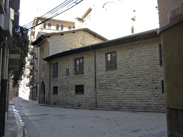 Cámara de Comptos de Pamplona - Todo lo que ver en Pamplona - Ilutravel.com