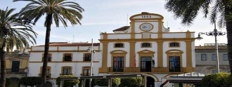Casa Consistorial de Mérida