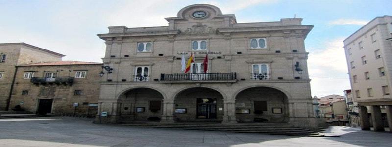 Casa Consistorial de Orense