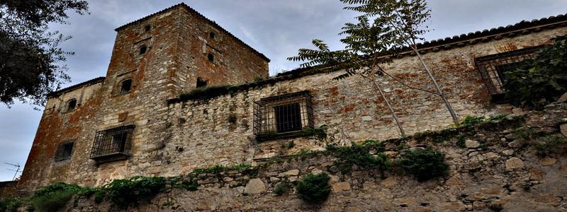 Casa Fuerte de los Escobar de Trujillo