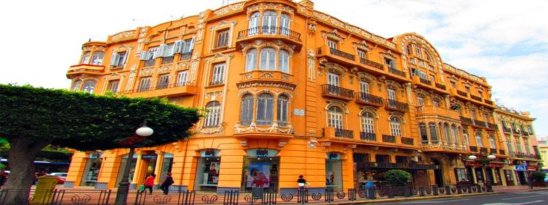Casa Melul de Melilla