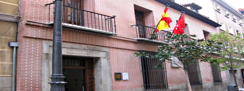Casa-Museo de Lope de Vega de Madrid