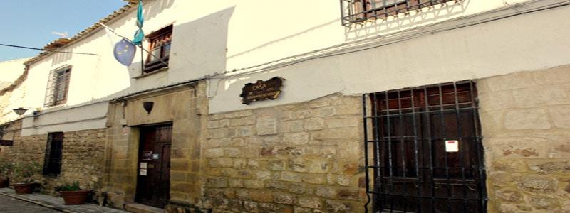 Casa-Palacio Granada Venegas de Úbeda