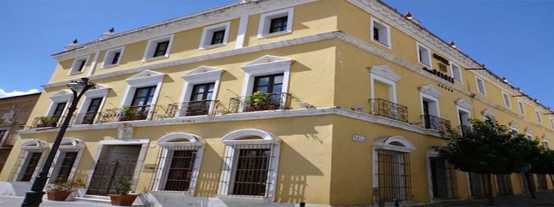 Casa de Los Pacheco de Mérida