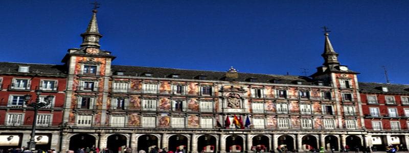 Casa de la Panadería de Madrid