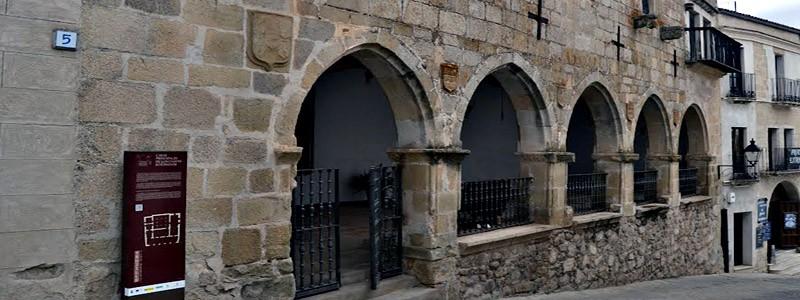 Casa de los Chaves Sotomayor de Trujillo