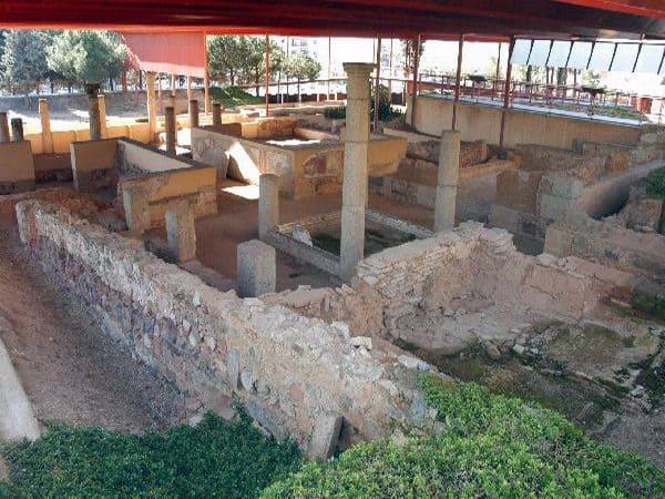Casa del Mitreo de Mérida