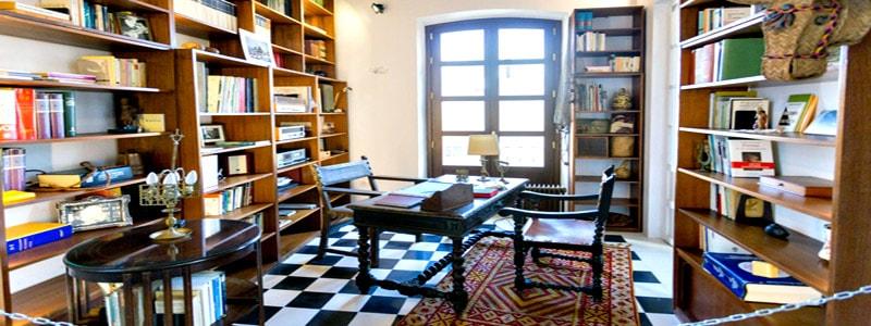 Casa del Poeta José Ángel Valente de Almería