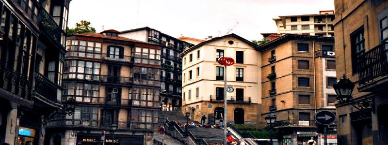 Casco Viejo y las 7 Calles de Bilbao