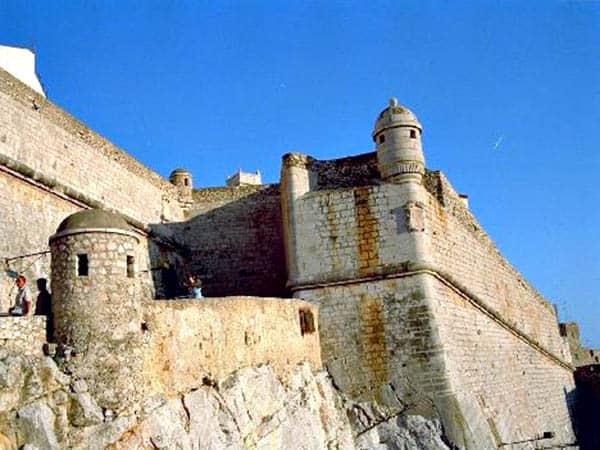 Castillo de Peñíscola - Lugar que ver en Peñíscola - Ilutravel.com
