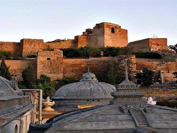 Castillo de Gibralfaro de Málaga - Ver y que hacer en Málaga - Ilutravel.com