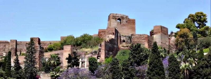 Castillo de Gibralfaro de Málaga