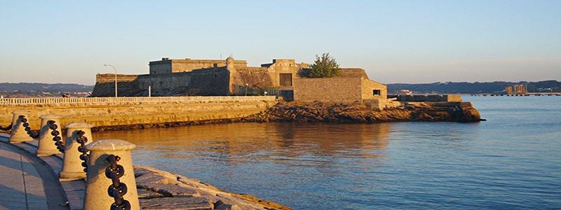 Castillo de San Antón de Coruña