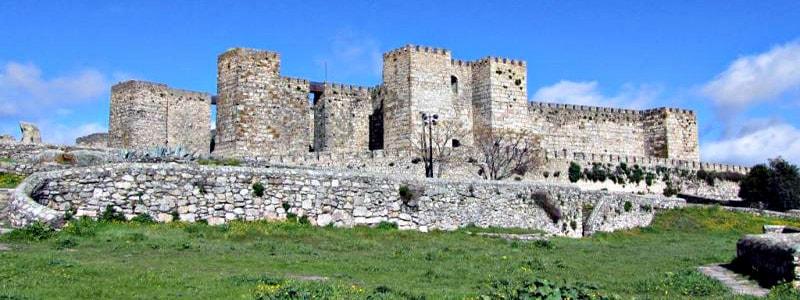 Castillo de Trujillo de Trujillo