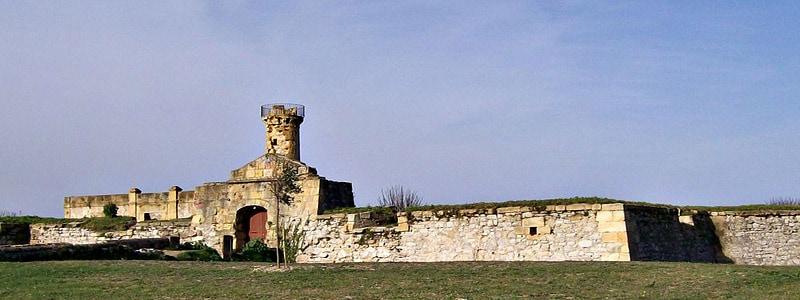 Castillo del Príncipe o Fuerte Galea de Getxo