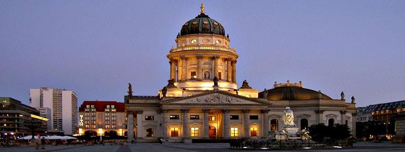 Catedral Alemana de Berlin